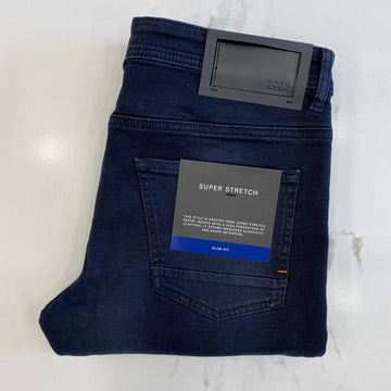 Hugo Boss Delaware Dark wash Denim
