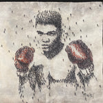 Limitato Black Bee Muhammad Ali by Craig Alan T Shirt
