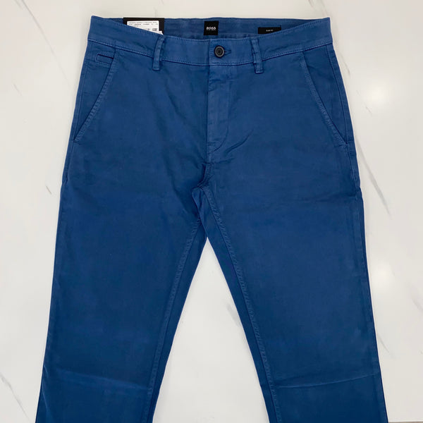 Hugo Boss Shino-Slim Blue Trouser