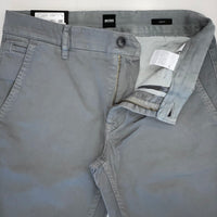 Hugo Boss Shino-Slim Grey Trouser