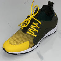 Hugo Boss Yellow Hybrid_Runn Sneaker