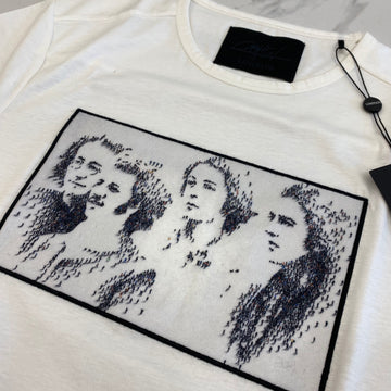 Limitato White Of The Age by Craig Alan T Shirt