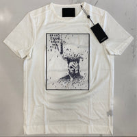 Limitato White The Walk by Craig Alan T Shirt