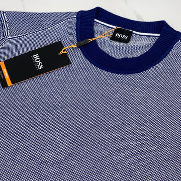 Hugo Boss Kosumi Blue Jumper