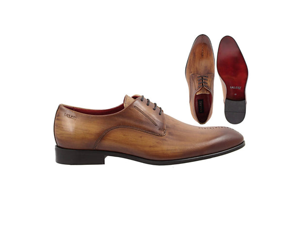 LaCuzzo Antique Tan Shoe