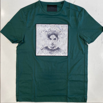 Limitato Green Prince by Craig Alan T Shirt