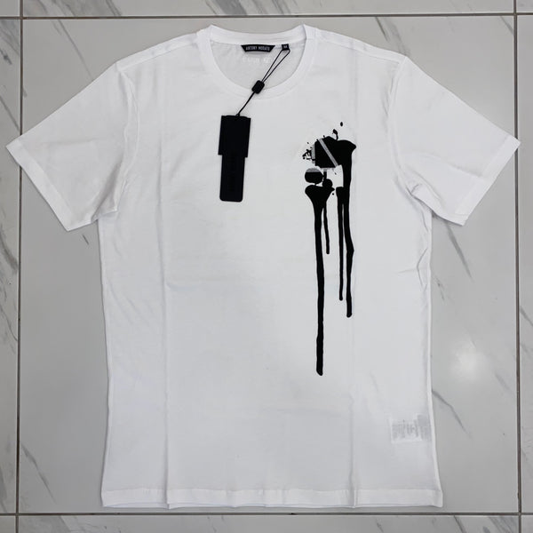 Antony Morato White Feature T-Shirt