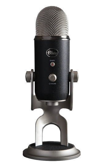 Blue Microphones YETI PRO USB Studio Microphone With Software Bundle