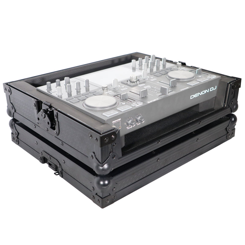 ProX X-PRIMEGOBL Flight Case For Denon Prime Go - All Black