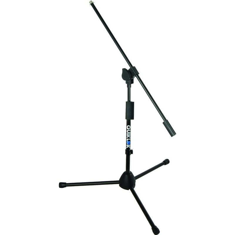 Quiklok A305 Bk Small Boom Mic Stand - Red One Music