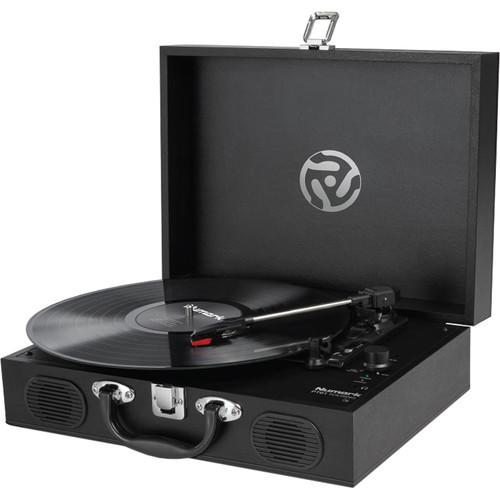 Numark Pt01 Touring Portable Suitcase For Turntable
