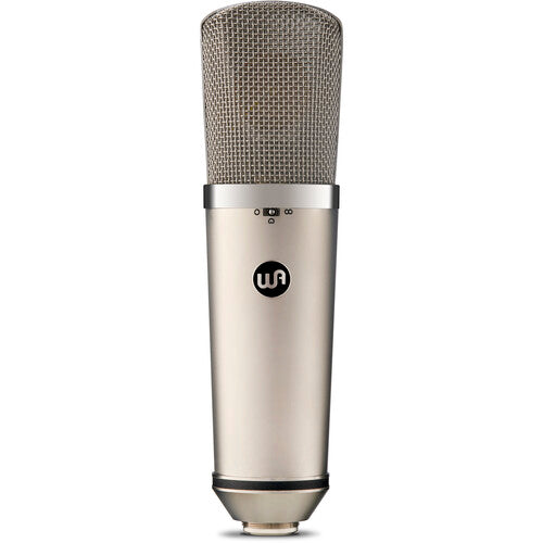Warm Audio WA-67 Tube Large-Diaphragm Condenser Microphone