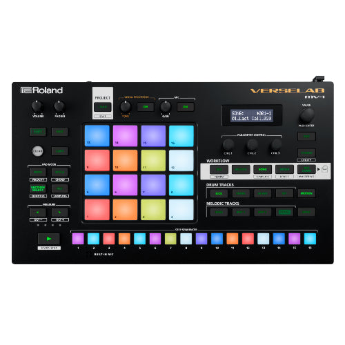 Roland VERSELAB MV-1 Music Workstation Controller