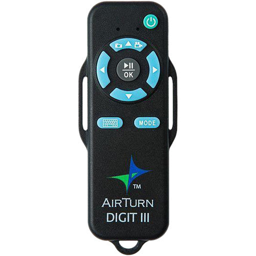 AirTurn DIGIT III Handheld Remote Controller with Bluetooth 4.0
