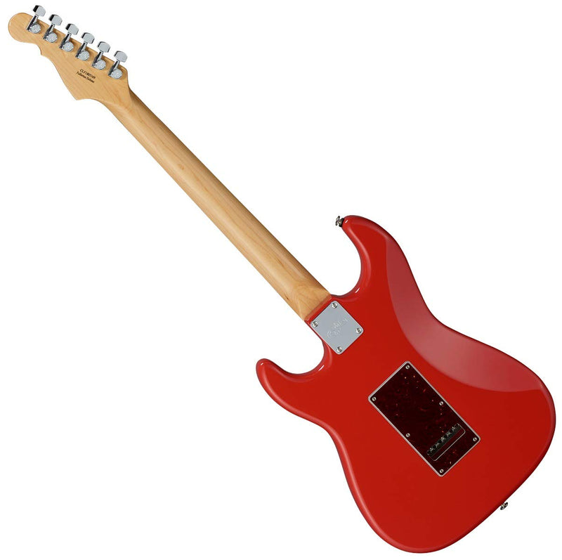 G&L TRIBUTE SERIES LEGACY Fullerton Red With Maple Fingerboard