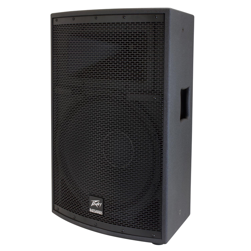 Peavey SP® 2 1000-Watt 2-Way PA Passive Speaker - Black