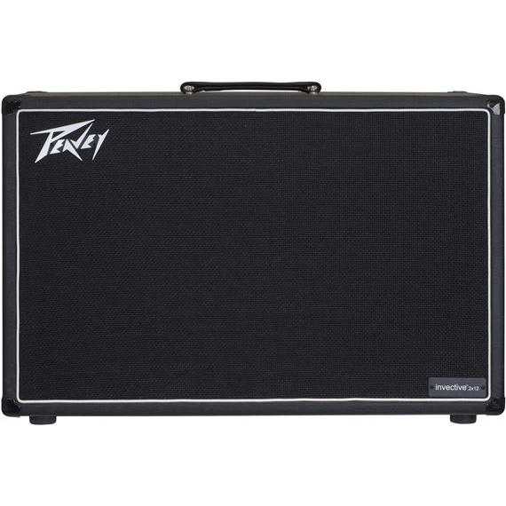 "Peavey INVECTIVE 212 2x12"" Guitar Amp Extention Cabinet"