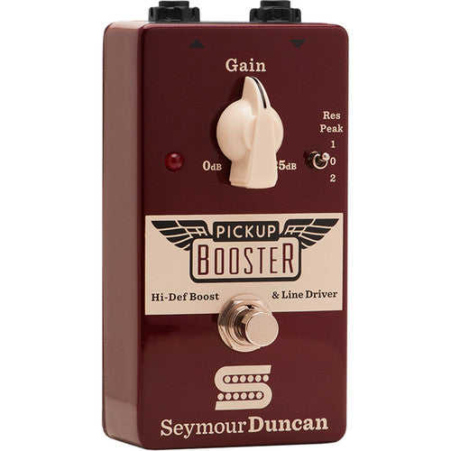Seymour Duncan PICKUP BOOSTER Guitar Pedal, Red