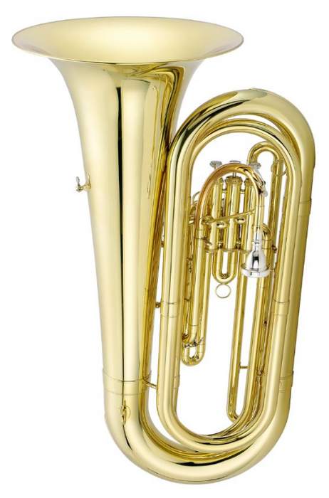 Jupiter JTU1030M 1000 Series Marching Tuba Key of BBb