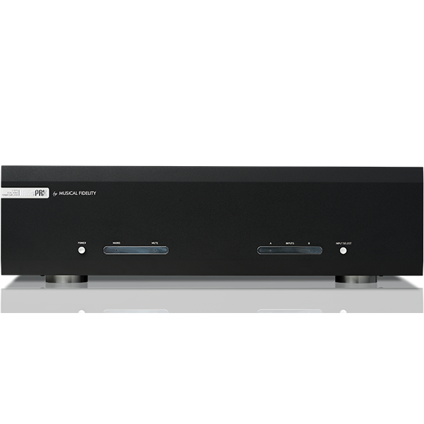 Musical Fidelity M6S PRX Power Amplifier - Black