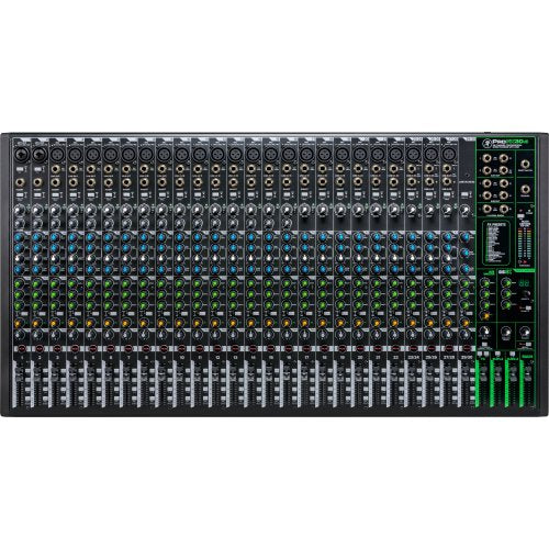 MACKIE PROFX30V3 30 CHANNEL MIXER W/ EFFECTS AND USB