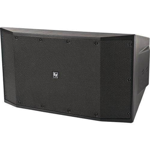ELECTRO VOICE EVID-S101DB 2X10IN SUBWOOFER CABINET - BLACK