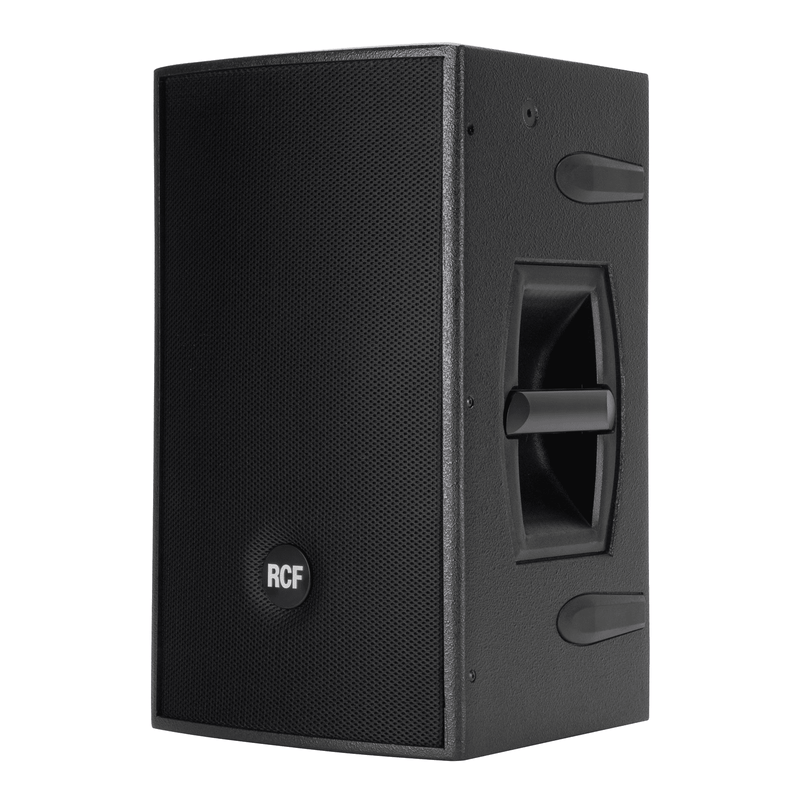 RCF 4PRO 1031-A 10 800W 2-Way Active Loudspeaker - Red One Music