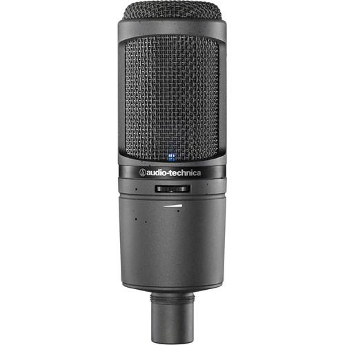 AUDIO-TECHNICA AT2020USBI CONDENSER USB MICROPHONE