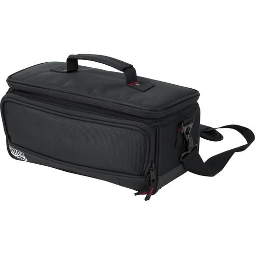 Gator Cases G-Mixerbag-1306 Padded Mixer Bag For Behringer X-Air Series Mixers - Red One Music