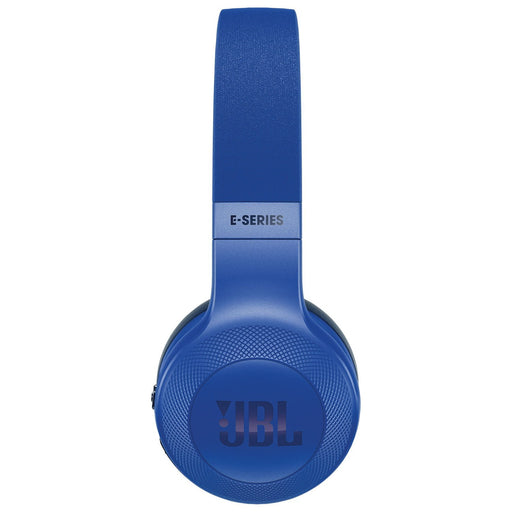 JBL Jble45Btblu On-Ear Wireless Headphones With Mic - Blue