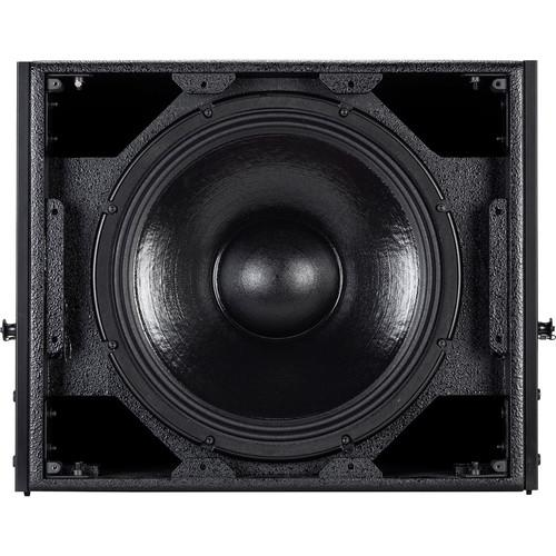 RCF Hdl 15-As Active Flyable High Power Subwoofer - Red One Music