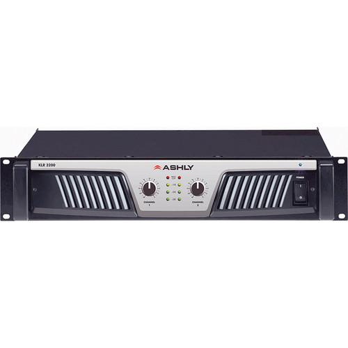 Ashly Klr-3200 Stereo Power Amplifier 650Wchannel @ 8 Ohms Stereo - Red One Music