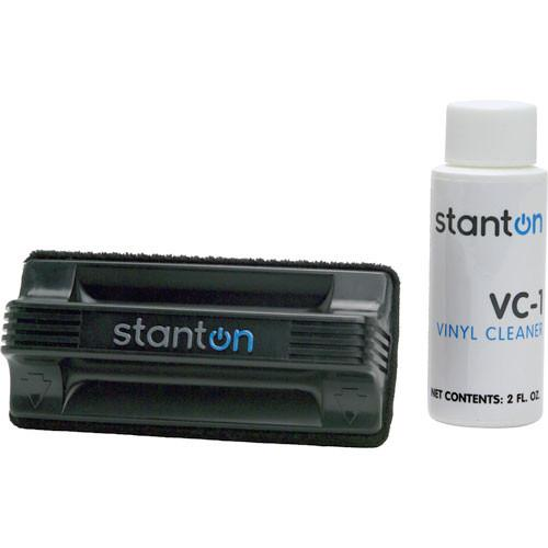 Stanton Vc-1 Vinyl Cleaning Kit With Brush