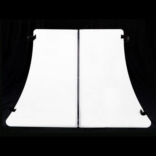 Gibraltar Grsdj1-Fs 2 Panel Folding Light Screen - Red One Music