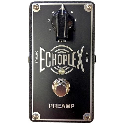 Dunlop Ep101 Echoplex Preamp Effects Pedal - Red One Music