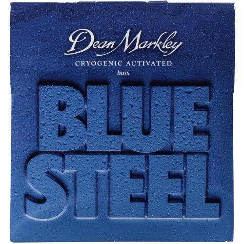 Dean Markley 2674 Blue Steel Bass Cordes 045-105 - Red One Music