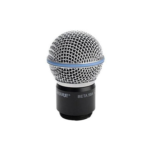 Shure Rpw118 cartouche sans fil Beta 58A, assemblage et grille - Red One Music