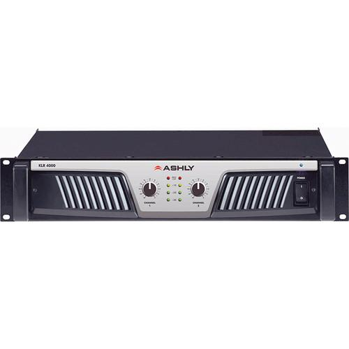 Ashly Klr-4000 Stereo Power Amplifier 850Wchannel @ 8 Ohms Stereo - Red One Music