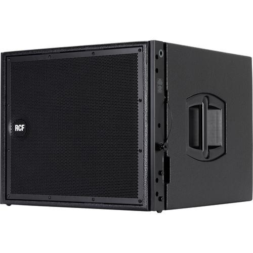 RCF Hdl 15-As Subwoofer Active Flyable High Power - Red One Music