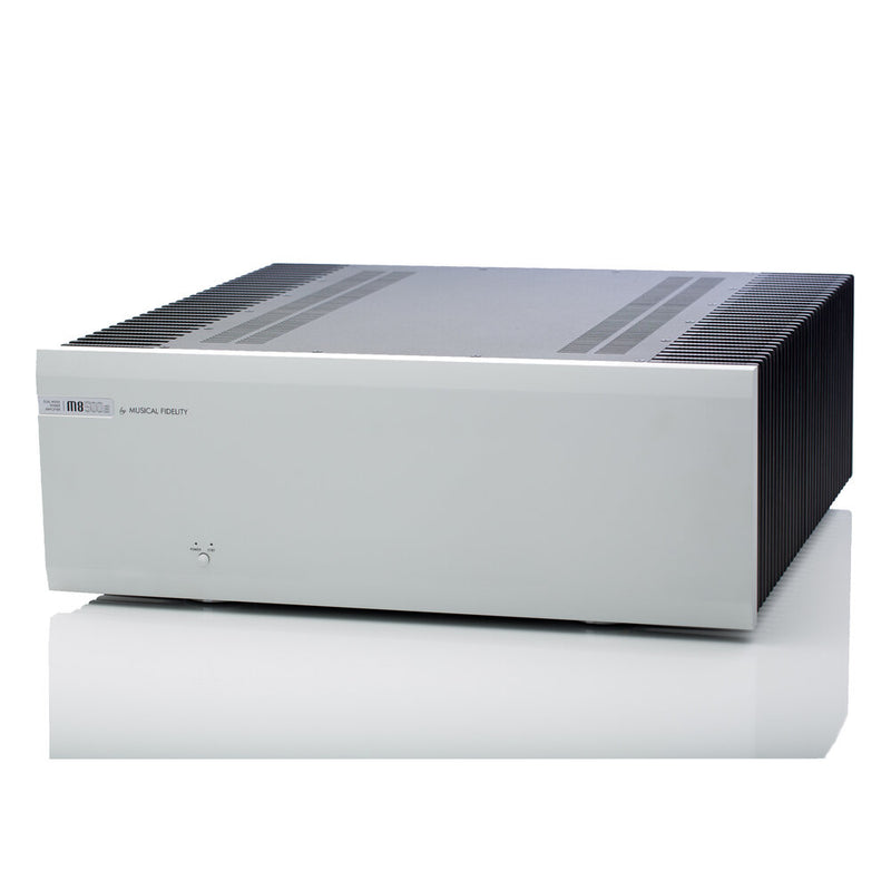 Musical Fidelity M8S-500S Power Amplifier - Silver