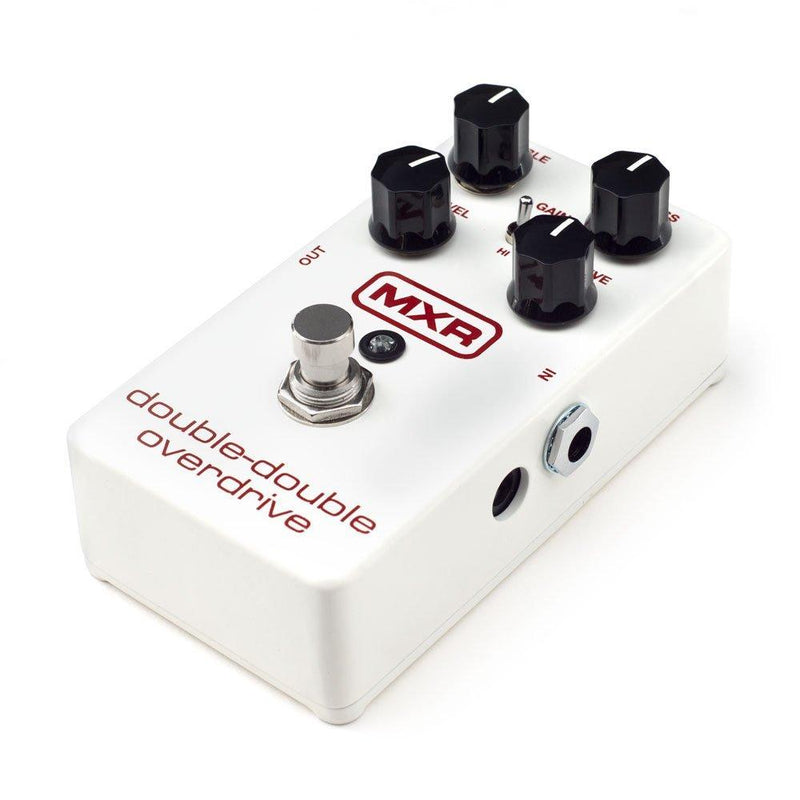 Mxr M250 Overdrive Effect Pedal Double-Double Overdrive Guitar Effects Pedal