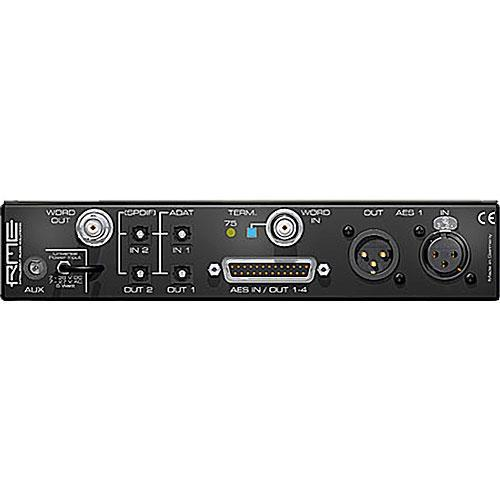 RME ADI-4 DD - 8 Channel 24 Bit96Khz Digital Interface And Dual Format Converter - Red One Music