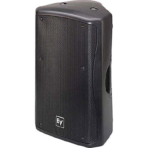 Electro-Voice ZX5-90B 2-Way 15 PA Suspension Loudspeaker - Black - Red One Music