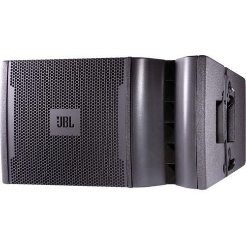 JBL VRX932LA-1 12 2-Way Bi-Ampable Line Array System Pa Speaker - Black - Red One Music