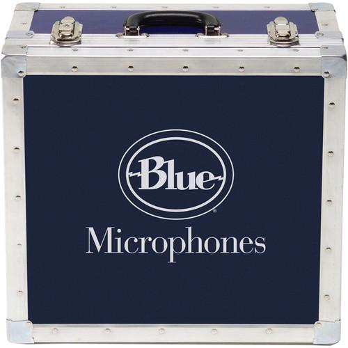 Blue Capsule Kit Flight Case - Red One Music