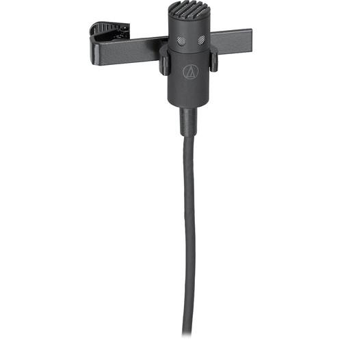 Audio Technica Pro 70  Cardioid Lavalier Microphone - Red One Music