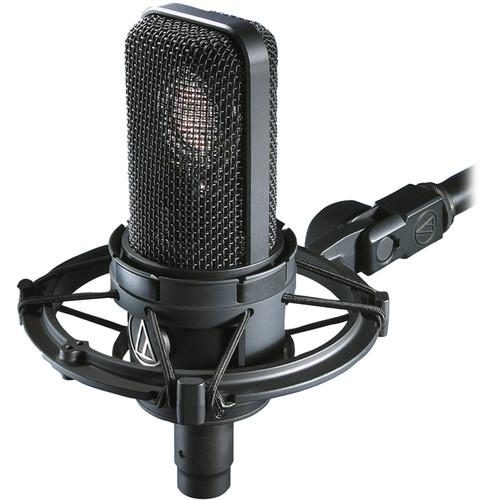 Audio-Technica At4040 - Studio Microphone - Red One Music