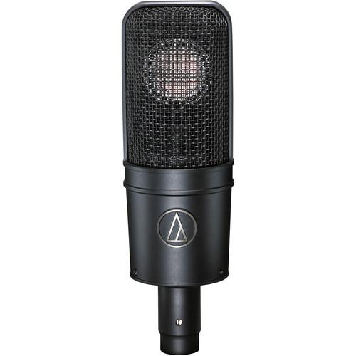 Audio-Technica At4040 - Microphone de studio - Red One Music