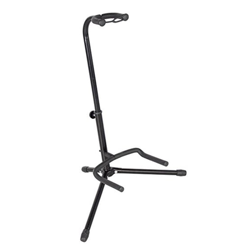 Gator Ri-Gtrstd-1  Gator Ri-Gtrstd-1 Tubular Guitar Stand To Hold Electric Or Acoustic Guitars