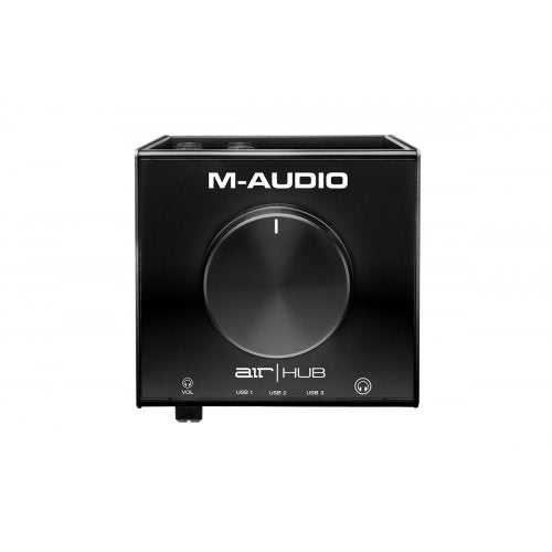 Interface de surveillance USB M-Audio AIRHUBXUS AIR | HUB - Red One Music